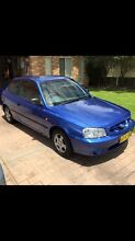 2002 accent Raworth Maitland Area Preview