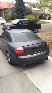 2002 Audi A4 1.8t reduced price need it gone