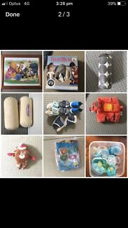Bulk baby items selling the lot