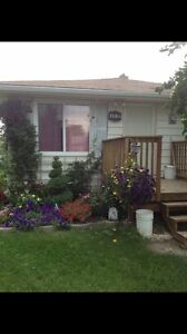 House for rent April 1st Redwater