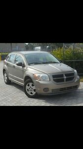 2009 Gold automatic Dodge Caliber Active