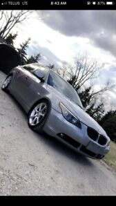 Bmw 545 (trade for truck)