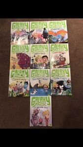 Galaxy Zack Books