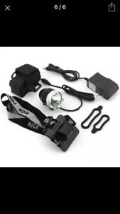 1800 Lumen , cycling or hiking light ! - Set of two!