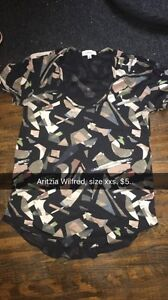 Aritzia shirts for sale
