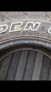 Toyo Open Country AT2 275/65R18 6PLY