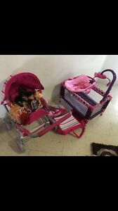 Bratz dolls, pram, cot, carrier and more!! Green Valley Liverpool Area Preview