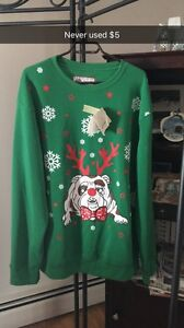 Christmas sweater *receipt attached**
