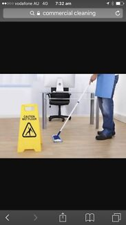 Commercial cleaning for sale