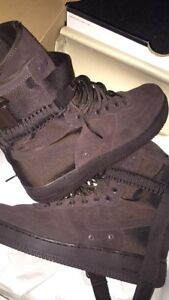 Air Force Special Forces Chocloate Suede