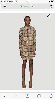 Burberry vintage Shirt Dress