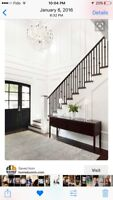 Crown Moulding - Wainscoting 123