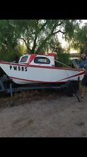 Bellboy boat Port Wakefield Wakefield Area Preview