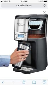 *Reduced* Hamilton Beach 12-cup Brewmaster Coffee Maker