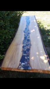 Silver Maple River Table