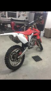 2013 Crf250x Forsale great shape *price is neg*