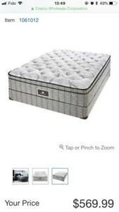 Sealy Posturepedic Queen Mattress