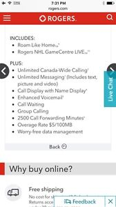 Rogers Plans for you ** No More expensive Bills ** Call me Now