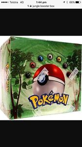 Pokemon booster boxes Speers Point Lake Macquarie Area Preview