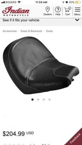 Indian Scout Sixty Stock Seat