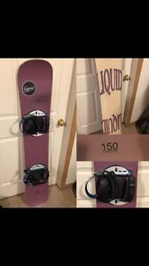 Woman's Snowboard