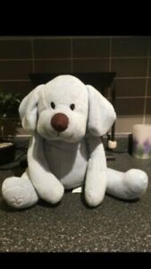 BNWOT Piccolo Baby Blue Stuffed Dog. 15 inches