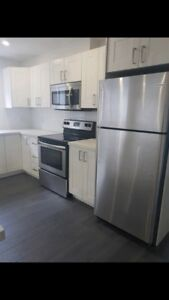 Beautifully renovated two bedrooms available