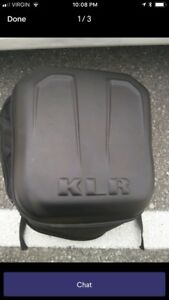 2008-2019 Kawasaki Klr650 tail bag