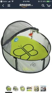 Baby play tent and sun shade