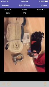 Jeep Kit   by warn offroad/recovery fish/hunt gloves/atv/4x4tow
