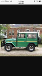 1984 Toyota LandCruiser Bj42lx bj40 lx bj Newcastle Newcastle Area Preview