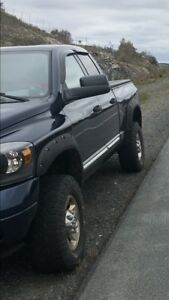 2007 dodge 2500 diesel for sale or trade for half ton truck!
