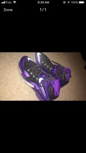 SOLDIER 8 BASKETBALL SHOES