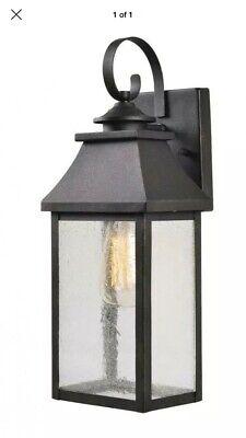 Kenroy Home 93680BL Nelson 1 Light Lantern-Large
