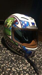 Icon Snake Charmer helmet