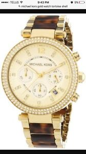 Micheal Kors watch barely worn