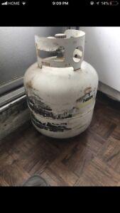 GAS CYLINDER TANK -BBQ