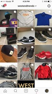 Brand name clothing/shoes CHEAP
