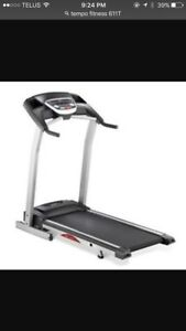 Treadmill Tempo Fitness 611T