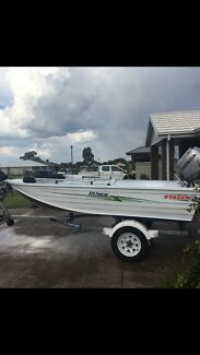 Wanted: 2017 Stacer 379 Proline
