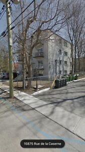 3 1/2 - 645$ - AVAILABLE NOW - ALL INCLUDED-STE GENEVIEVE