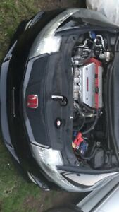 Honda FN2R K20Z4 Complete engine swap - FN2 Type R
