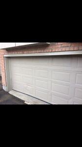 Porte de garage Cedo