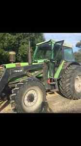 Tractor deutz 4x4 cab & loader Yarramundi Hawkesbury Area Preview