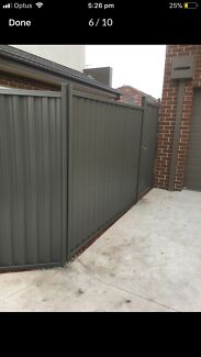 Fencing. All types . Supply and install.