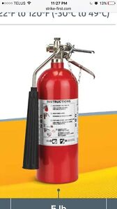 5lb. CO2 Fire Extinguisher