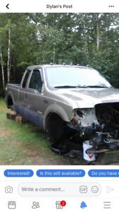 Looking For F250 or F350 parts