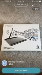 Intuos Pen Tablet