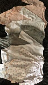 Baby Girl Clothes (0-3M)