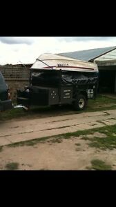 Off Road Camp Trailer Long Jetty Wyong Area Preview